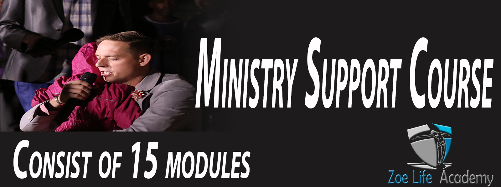 Ministry Support Course